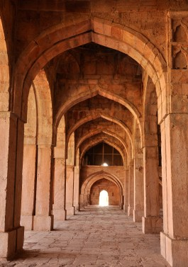 Corridor at Jami Masjid