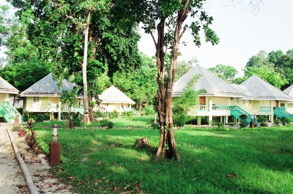Dolphin Resort, Havelock Island